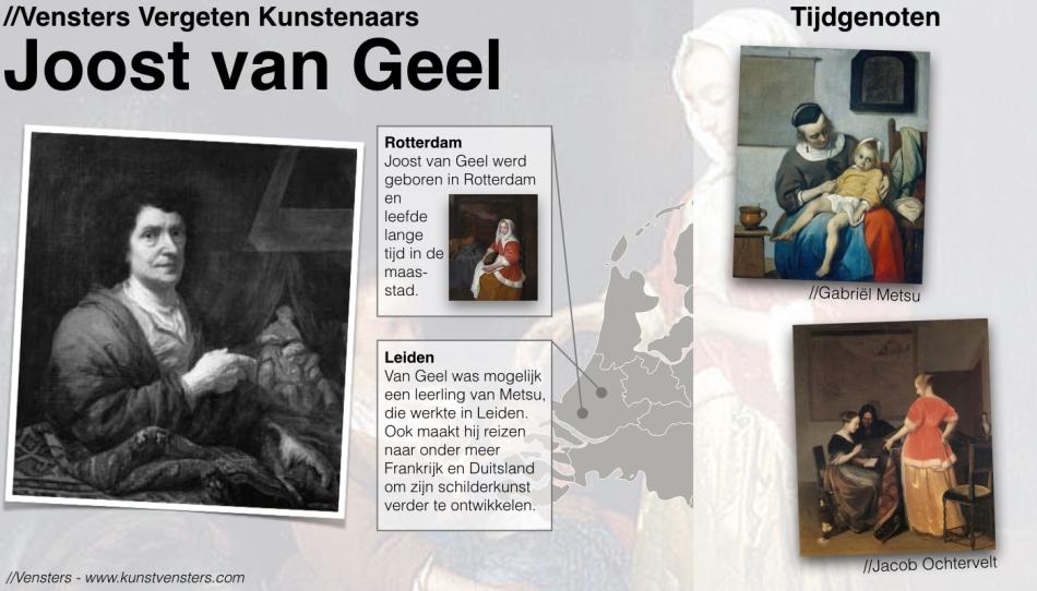 Infographic Joost van Geel
