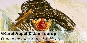 Karel Appel Jan Toorop - Gemeentemuseum