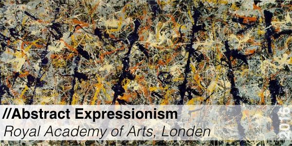 Tentoonstelling - Abstract Expressionisme