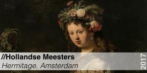 Tentoonstelling - Hermitage - Hollandse Meesters