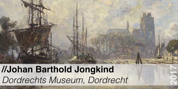 Tentoonstelling - Jongkind - Dordrechts Museum