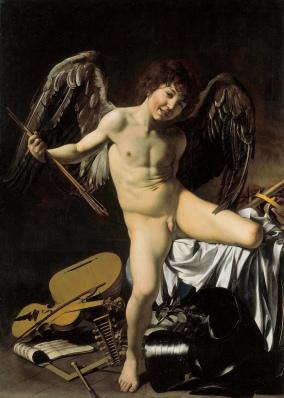 Caravaggio - Amor Vincet Omnia