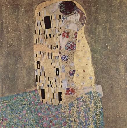 BELVEDERE: Gustav Klimt - de Kus