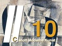 Georges Braque - Vrouw met Gitaar - Moderne Kunst