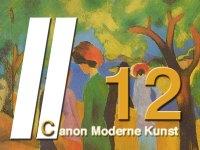 August Macke - Vrouw met de Groene Jurk - Moderne Kunst