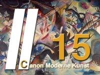 Wasilly Kandinsky - Compositie VI - Moderne Kunst