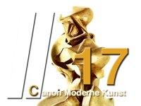 Umberto Boccioni - Unieke vormen van continuiteit in de ruimte - Moderne Kunst