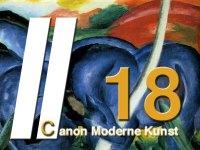 Franz Marc - Blauwe Paarden - Moderne Kunst