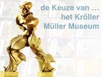 De Keuze van het Kröller Müller Museum uit de Canon van de Moderne Kunst