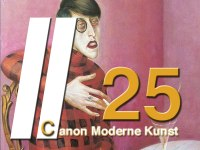 Otto Dix - Portret van Silvia von Harden - Moderne Kunst