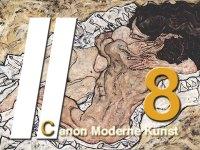 Egon Schiele - de Omhelzing - die Umarmung - Moderne Kunst