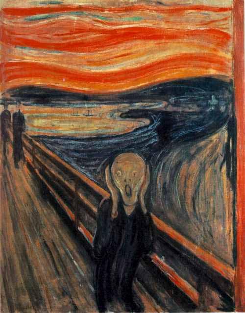 de Schreeuw - Edvard Munch