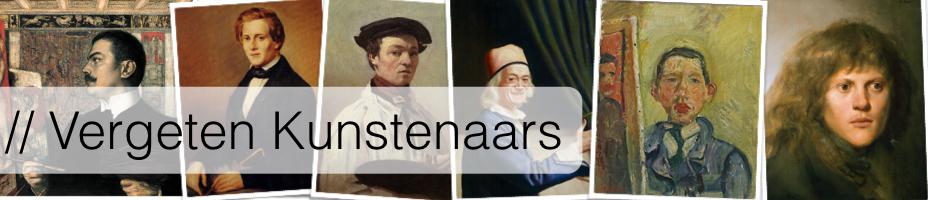 Vergeten Kunstenaars