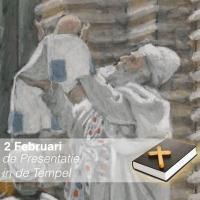 Maria Lichtmis - de Presentatie van Jezus in de Tempel