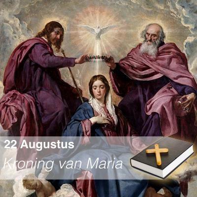 Kunstbijbel - Kroning van Maria