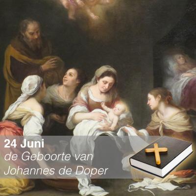 Geboorte van Johannes de Doper