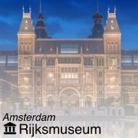 Museumvensters - Rijksmuseum - Amsterdam