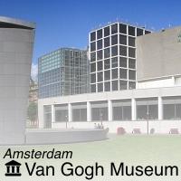 Museumvensters - Van Gogh Museum - Amsterdam