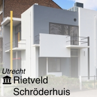 Museumvensters - Rietveld Schröderhuis - Utrecht