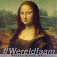 Mona Lisa - Leonardo da Vinci - Wereldfaam