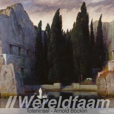 Arnold Böcklin - Dodeneiland