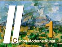 Paul Cezanne - Mont Saint Victoire - Moderne Kunst