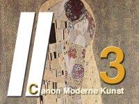 Gustav Klimt - de Kus - Moderne Kunst