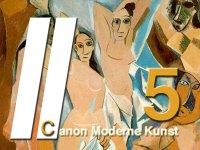 Pablo Picasso - Les Demoiselles d'Avignon - Moderne Kunst
