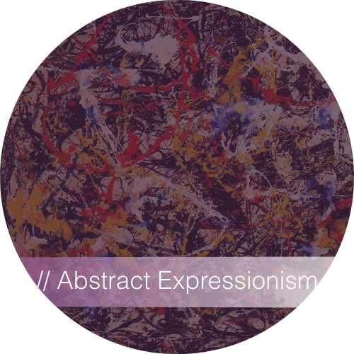 Kunstgeschiedenis - Abstract Expressionisme
