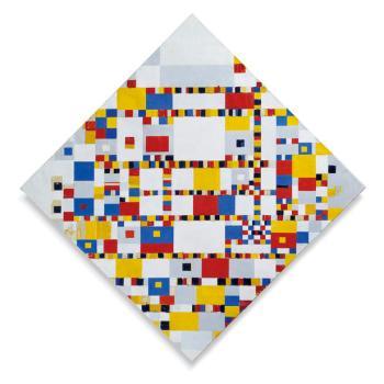 Piet Mondriaan - Victory Boogie Woogie