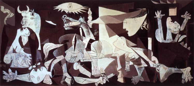 Pablo Picasso - Guernica
