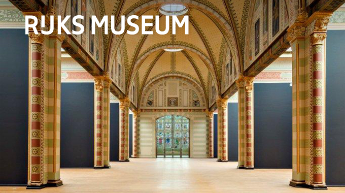 Het Rijksmuseum opent op 14 april 2013