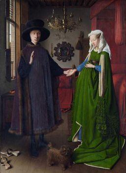 Jan van Eyck - Arnolfini Portret