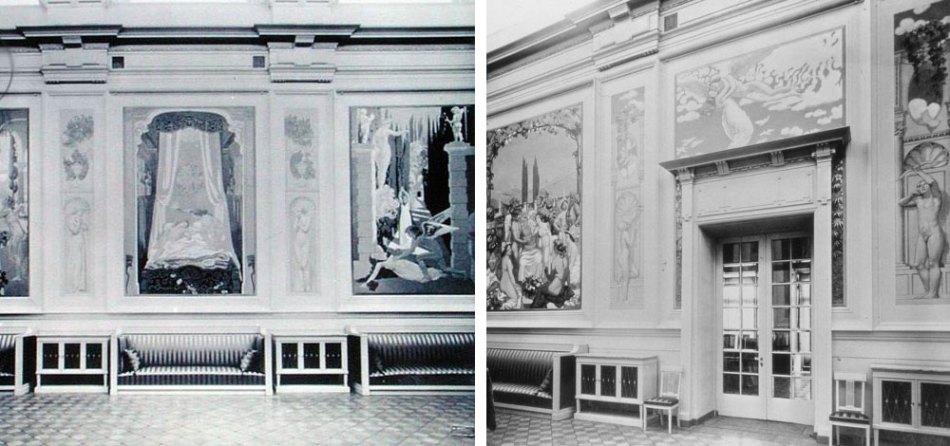 De Muziekkamer van Morozov