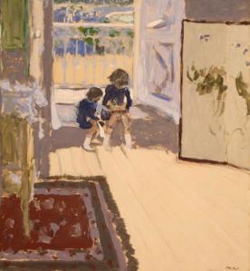 Kinderen - Edouard Vuillard