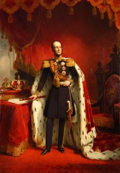 Nicolaas Pieneman - Willem II