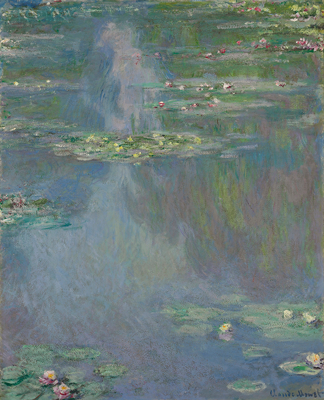 Claude Monet - Nympheas (€19.000.000)