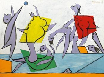 Pablo Picasso - Le Sauvetage (€ 22.900.000)