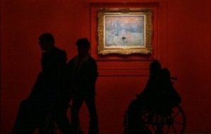 Impression, soleil levant in het Musée Marmottan