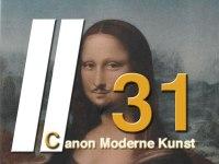 Marcel Duchamp - L.H.O.O.Q. - Moderne Kunst