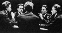 Marcel Duchamp - Zelfportret
