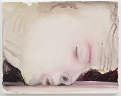 Marlene Dumas - The Kiss