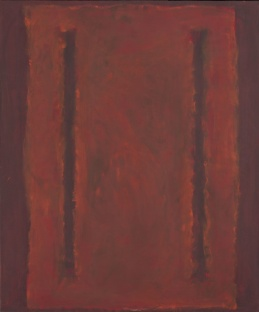 Mark Rothko - Seagram mural