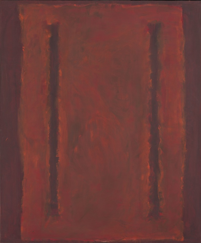 Mark Rothko - Untitled seagram mural