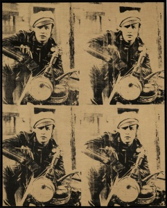 Andy Warhol - Four Marlons