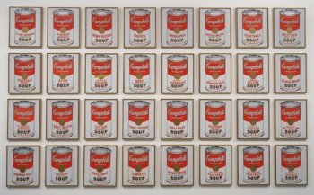 Campbell Soup - Andy Warhol