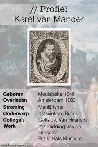 Profiel van Karel van Mander