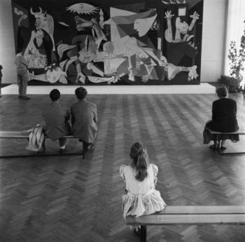 Guernica in het Stedelijk Museum