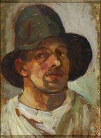 Zelfportret - Theo van Doesburg