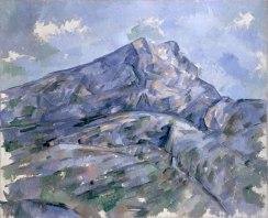 Paul Cézanne - Mont Saint Victoire